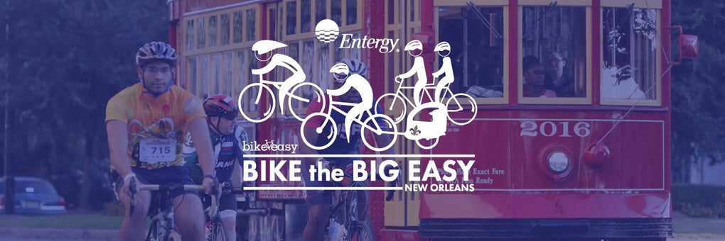 Entergy Bike the Big Easy | Champions Square